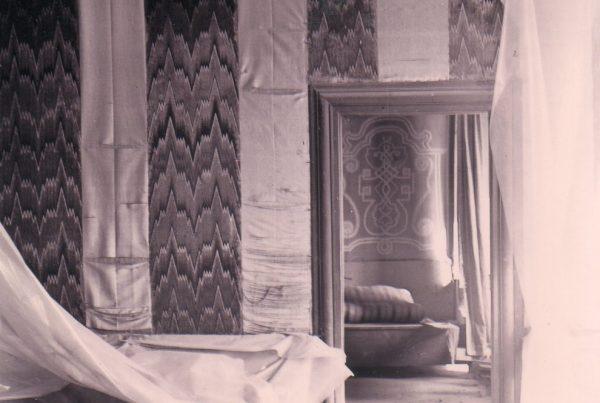 Zick-Zack-Zimmer 1990er Jahre